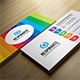 Corporate Business Card - RA63 - GraphicRiver Item for Sale