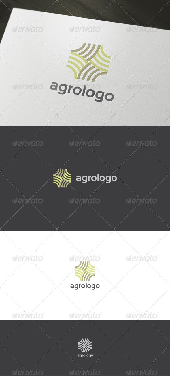 Abstract Agro Logo