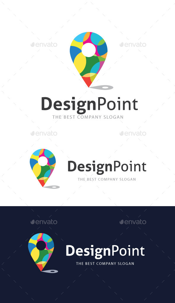 Design Point Logo