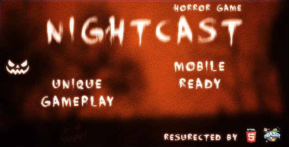 Nightcast: HTML5 Horror Game Download
