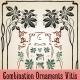 Combination Ornaments Vitis - GraphicRiver Item for Sale