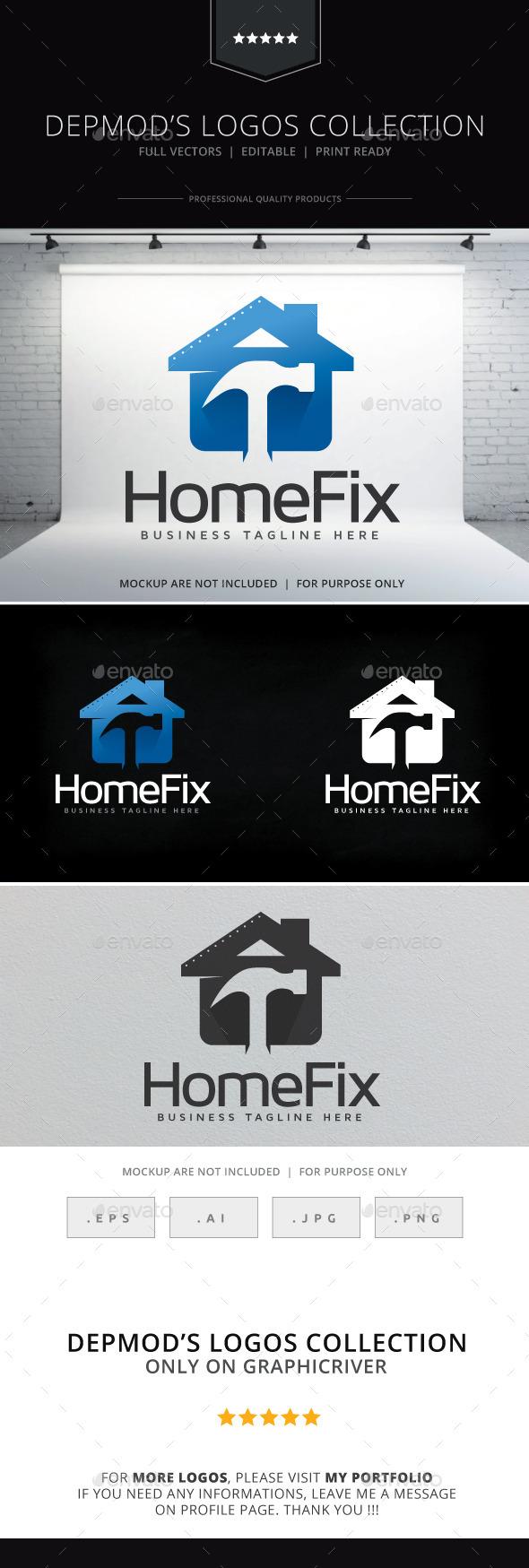 Home Fix Logo