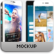 Phone 6 Realistic Mockup - GraphicRiver Item for Sale