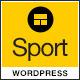 Sport - WordPress Club Theme - ThemeForest Item for Sale