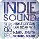 Indie Sound Flyer  - GraphicRiver Item for Sale