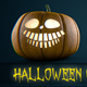 Halloween Pumpkin Bumper/Opener - VideoHive Item for Sale