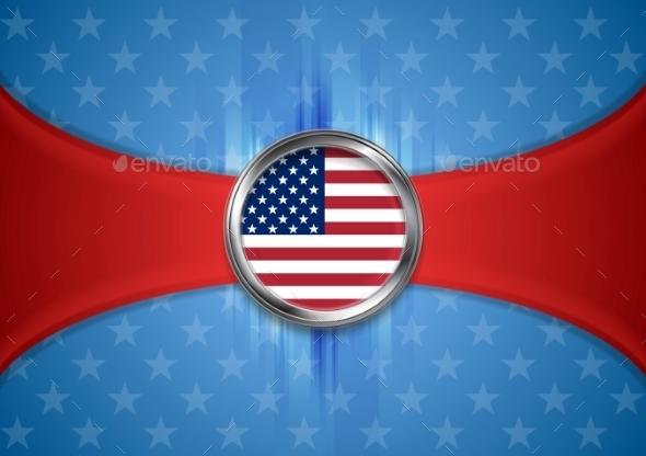 USA background. Labor Day. Independence Day