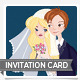 Snow Flake Invitation Card - GraphicRiver Item for Sale
