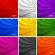 Wavy Backgrounds - GraphicRiver Item for Sale