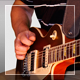Guitarist On Transparent Background - VideoHive Item for Sale