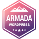 Armada — Multifunction Photography WordPress Theme - ThemeForest Item for Sale