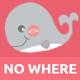 No Where - Responsive Creative 404 Error Template - ThemeForest Item for Sale