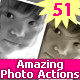 51 Photo Actions - GraphicRiver Item for Sale