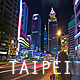 Night Taipei - VideoHive Item for Sale