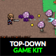 Fantasy Top-Down Game Kit - GraphicRiver Item for Sale