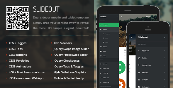 Slideout Mobile