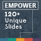 Empower PowerPoint Presentation Template - GraphicRiver Item for Sale