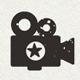 Hollywood Camera Logo - GraphicRiver Item for Sale