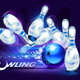 Bowling Game over Blue - GraphicRiver Item for Sale
