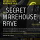 Secret Warehouse Rave Flyer - GraphicRiver Item for Sale
