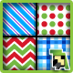 Christmas Pattern Swatches - GraphicRiver Item for Sale
