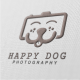 Happy Dog - Photography Logo - GraphicRiver Item for Sale