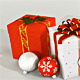 Gift Boxes Christmas present - 3DOcean Item for Sale