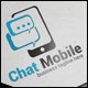 Chat Mobile Logo - GraphicRiver Item for Sale