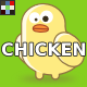 Cartoon Chicken Voice - AudioJungle Item for Sale