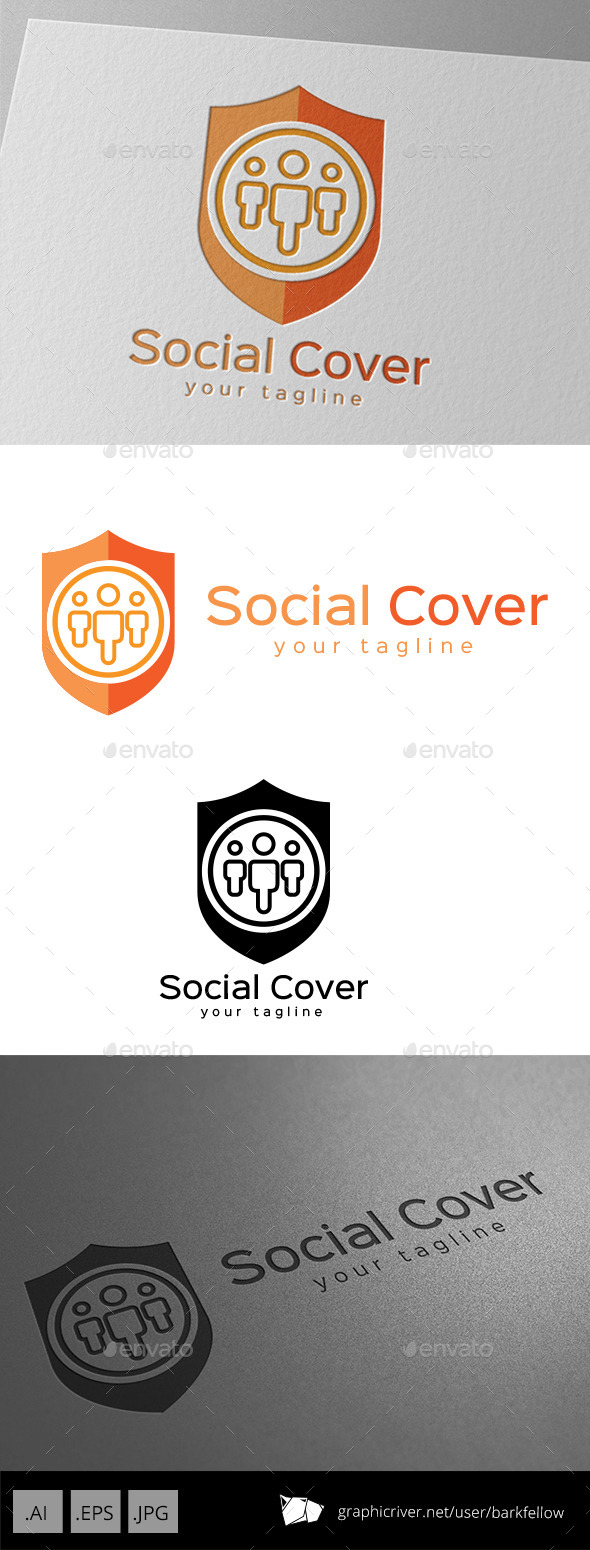 Social Cover and Protection Template