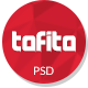 TOFITO - One Page Business Portfolio PSD Template - ThemeForest Item for Sale