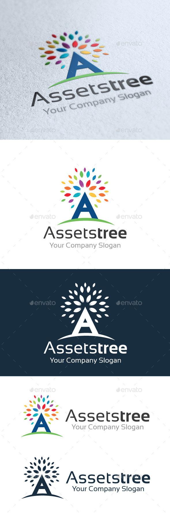 Assets Tree