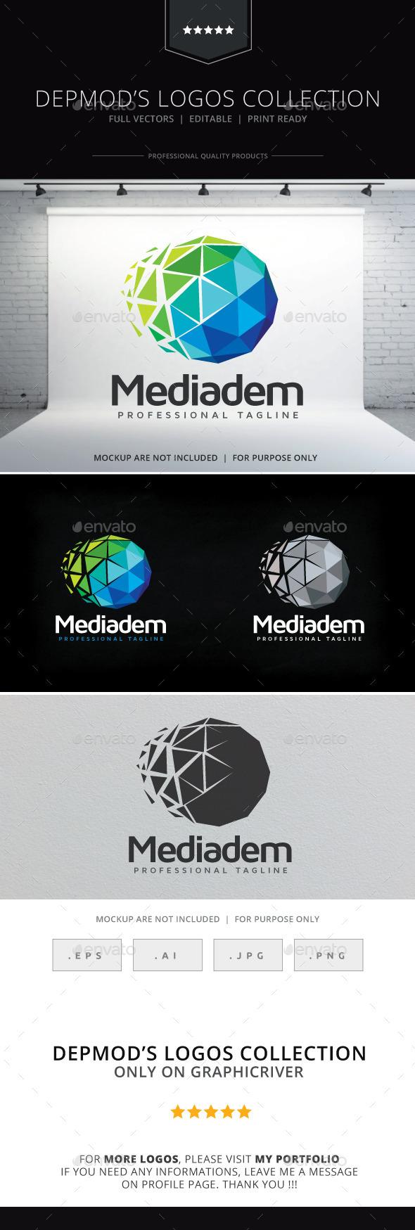Mediadem Logo