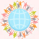People Around the World Holding Hands - GraphicRiver Item for Sale
