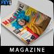 Simple Multipurpose Magazine Vol.02 - GraphicRiver Item for Sale