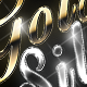 Golden & Silver Layer Styles V.2 - GraphicRiver Item for Sale