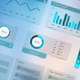 Blurred Flat User Interface - GraphicRiver Item for Sale
