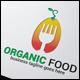 Organic Food Logo - GraphicRiver Item for Sale