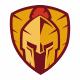 Warrior Shield Logo - GraphicRiver Item for Sale