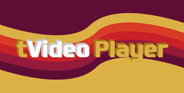 tVideo Player - HTML5 video player (with playlist) Download