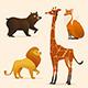 Animals - GraphicRiver Item for Sale