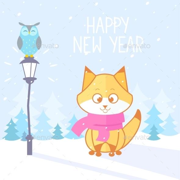 Fox Winter
