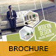 Modern Design - InDesign Bifold Brochure - GraphicRiver Item for Sale