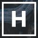 Hero - Minimal Multipurpose Portfolio - ThemeForest Item for Sale