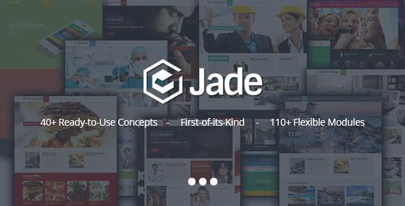 Jade Flexible Multi Purpose Responsive