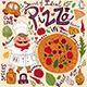 Pizza Menu - GraphicRiver Item for Sale