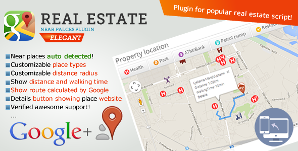Real Estate near places Download