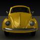 WV Beetle - 3DOcean Item for Sale