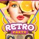 Retro Party - GraphicRiver Item for Sale