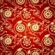 Decorative Seamless Pattern in Ottoman Motif - GraphicRiver Item for Sale